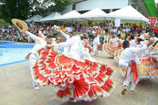 Tolima Department, Colombia: Festival foklorico ibague Junio y Julio