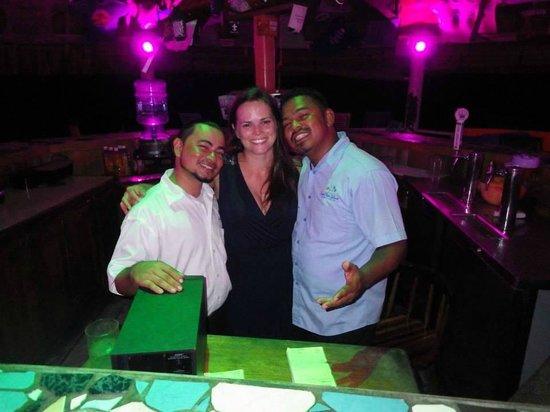 Coco Plum Island Resort: Sergio/Ervin
