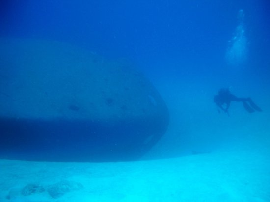 Bahama Divers: The Shipyards