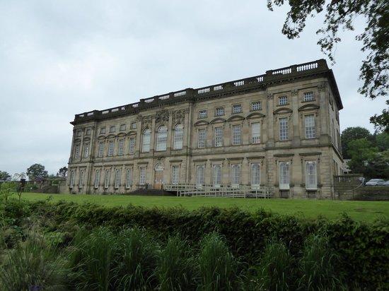 Wentworth Castle Gardens: Wentworth house