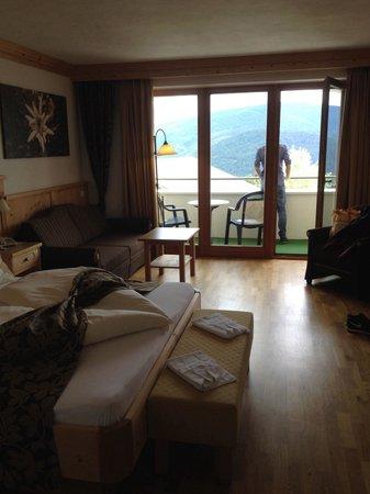 Hotel Edelweiss: Camera