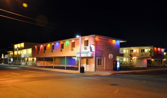 Stardust Motel in Wildwood Evening Property