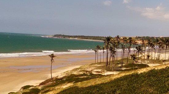 Praia da Lagoinha : Presente da natureza