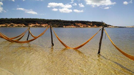 Praia da Lagoinha : Delícia!