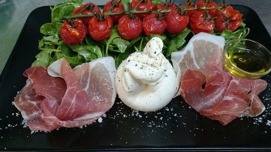 Brasserie des Terres Franches: L'assiette Italienne
