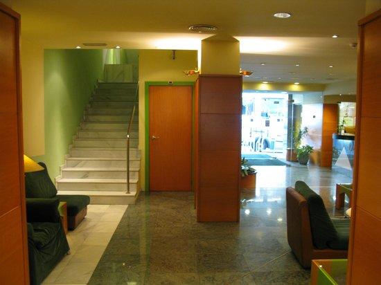 Hotel de l'Isard : Recepcion