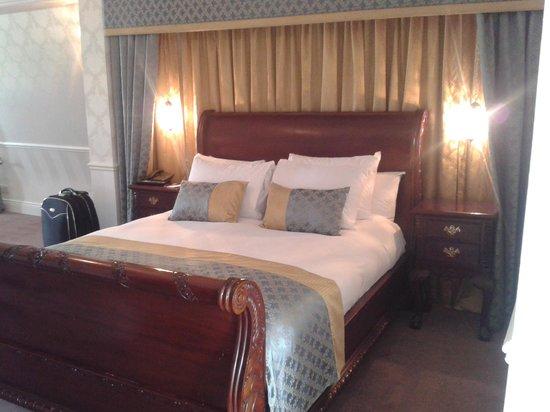 Celbridge Manor Hotel: bedroom