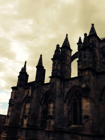 Rosslyn Chapel: Stunning architecture