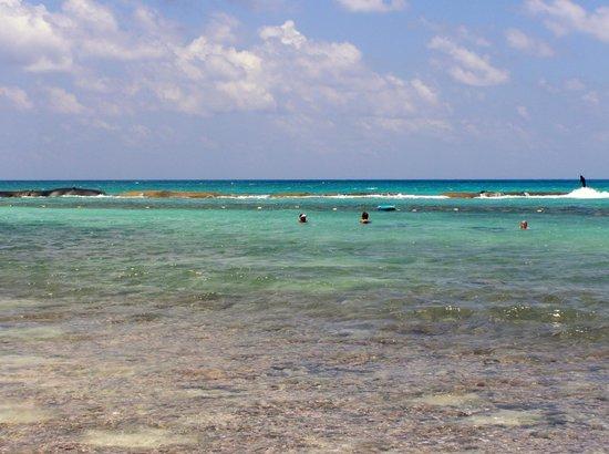 Mayan Palace Riviera Maya: The beach