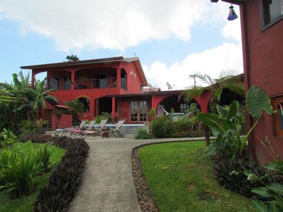 Toad Hall Hotel Arenal : Toad Hall - May 26, 2014