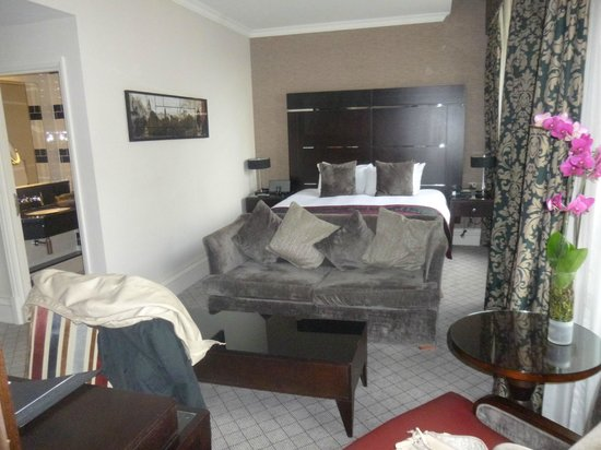 The Grosvenor Hotel: Chambre