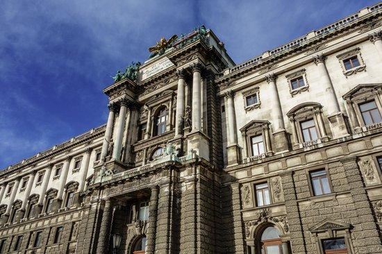 Hofburg: Palácio