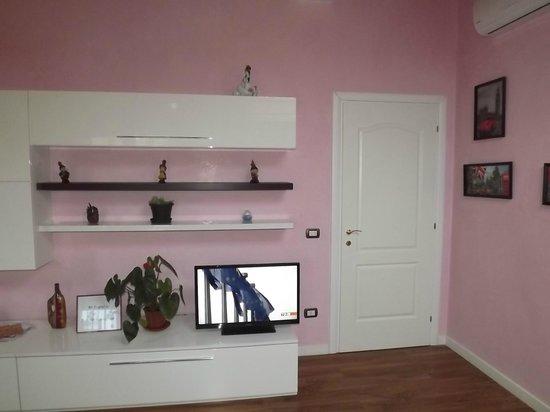 Il Gelsomino: brakfast room