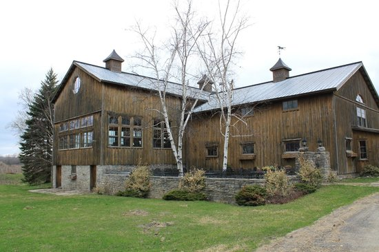 The Grange of Prince Edward Vineyards and Estate Winery: Visit soon