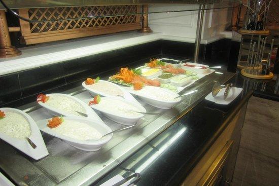 Luxury Bahia Principe Cayo Levantado Don Pablo Collection: buffet