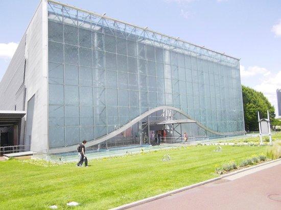 Futuroscope: Pavillon de la Vienne