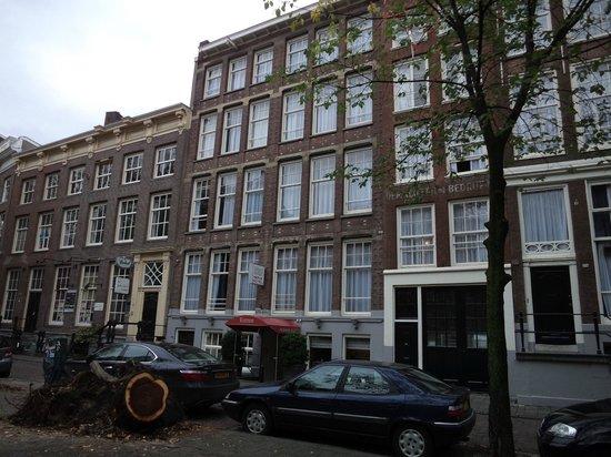 Nova Hotel Amsterdam: Hotel Exterior