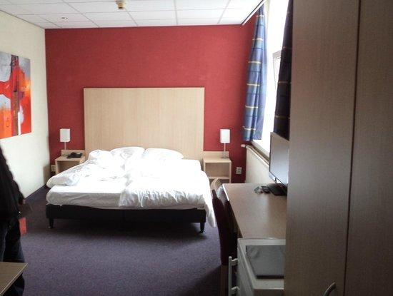 Nova Hotel Amsterdam: Bedroom
