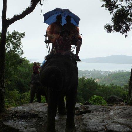 Siam Safari : View of the Bay