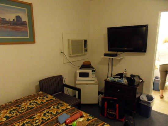 Supai Motel : Zimmer