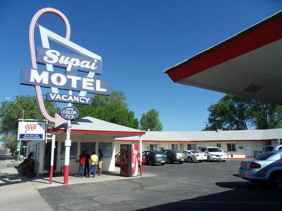 Supai Motel: Motel