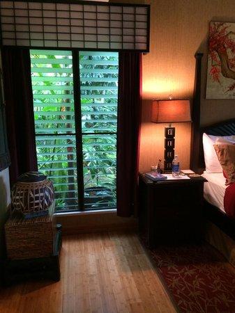 Honu Kai B&B : The gorgeous Nigori Room.