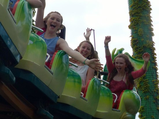 Adventure Island: Coaster Fun