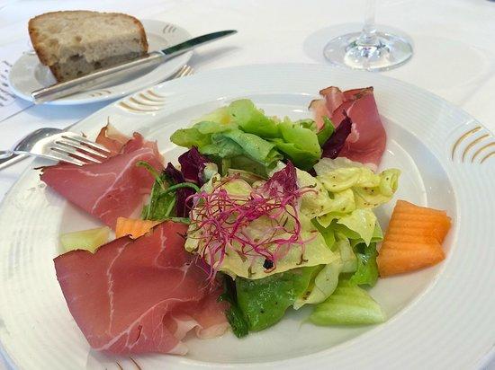 Restaurant Vogelsang: НЕЖНЫЙ САЛАТ