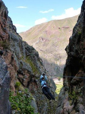 Natura Vive: zipline adventure