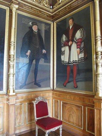 Schwerin Castle (Schweriner Schloss): Inside Schwerin Castle