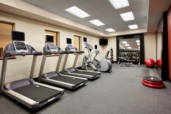 Hampton Inn Limerick-Philadelphia Area: Fitness Room
