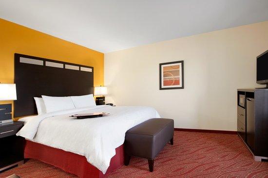 Hampton Inn Limerick-Philadelphia Area: Bedroom