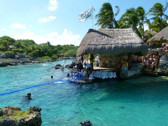 Xcaret Eco Theme Park: seatrek