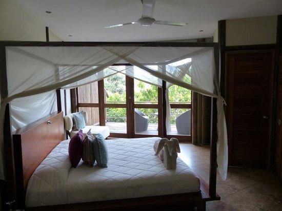 La Selva Amazon Ecolodge: Lake View Room