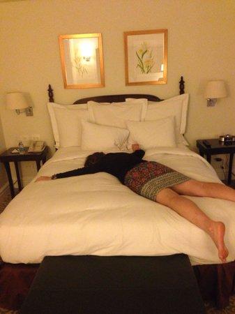 JW Marriott Hotel Rio de Janeiro: Comfiest bed ever