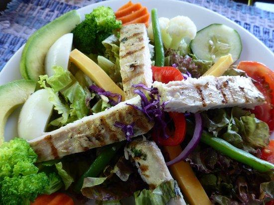 La Paloma Lodge: Lunch