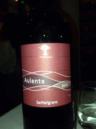 Drogheria della Rosa : Delicious red wine