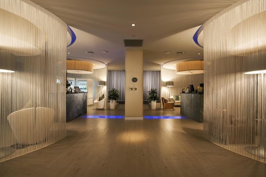 mySpa entrance