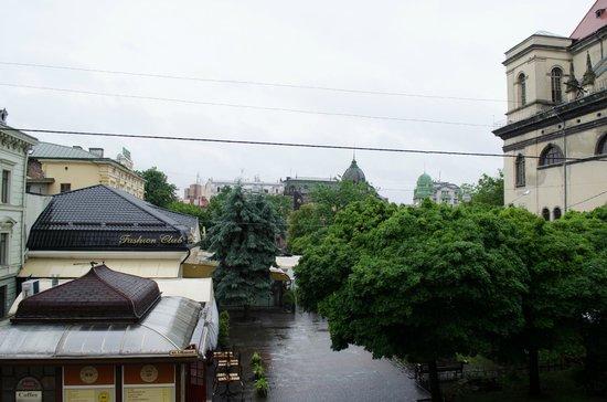 Cossacks Hostel : view