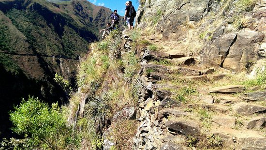 Lorenzo Expeditions: Day 2: Original Inca Trail