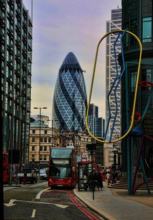 Hairy Goat Photography Tours : Gherkin