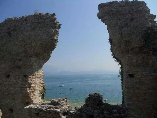 Grotte di Catullo : ♥