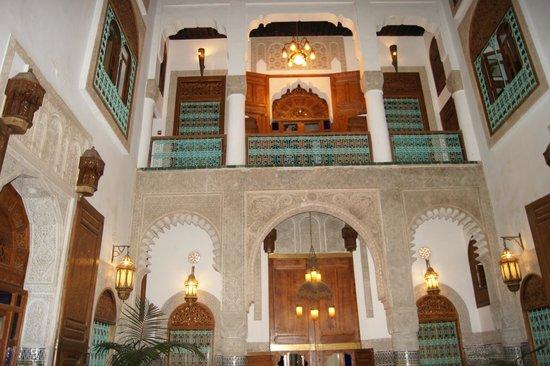 Riad Arabesque: terrazza suite