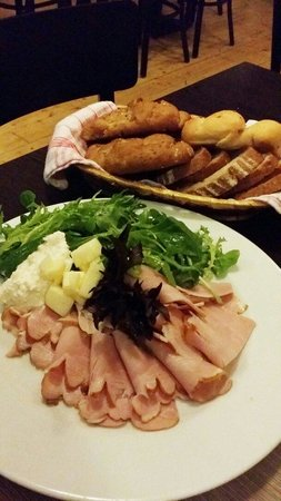 U Kroka : Smoked ham