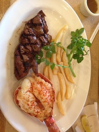 Sizzler, Aqua City: Steak and Lobster