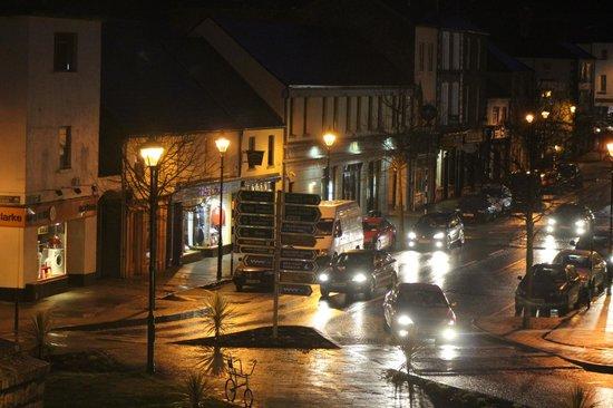 The Wyatt Hotel: Night view