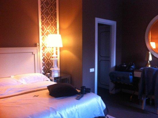 Hotel Infante Sagres : Chambre