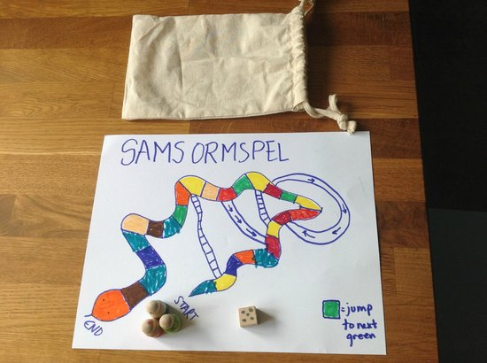 Staten Island Children's Museum: Game workshop - game to make and keep
