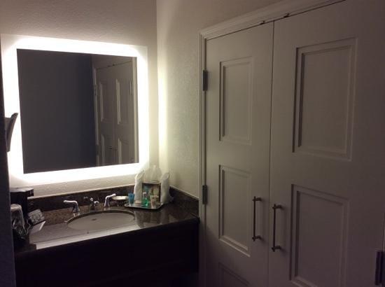 Crowne Plaza Atlanta Perimeter At Ravinia Great Bathroom Mirror