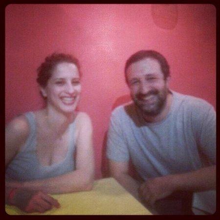 Restaurante La Tragantúa : Le patron le plus chaleureux qu'on puisse croiser :)